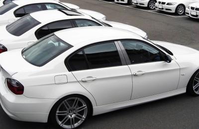 autos blancos