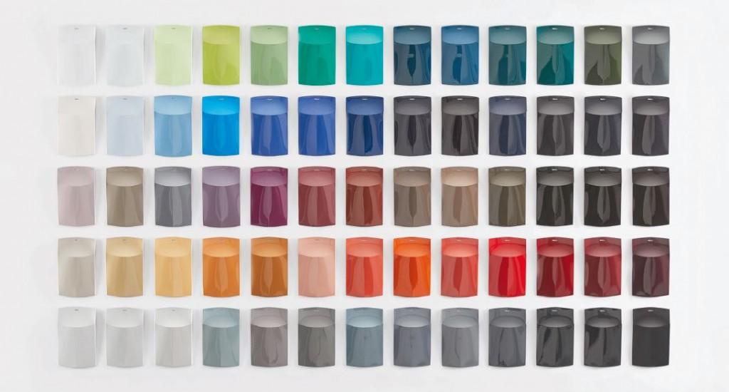 Colores Color Trends BASF