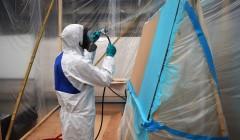 AkzoNobel prepara el mercado de yates para una revolucionaria tecnología por pulverización